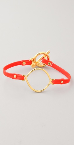 Gorjana Avery Leather Bracelet