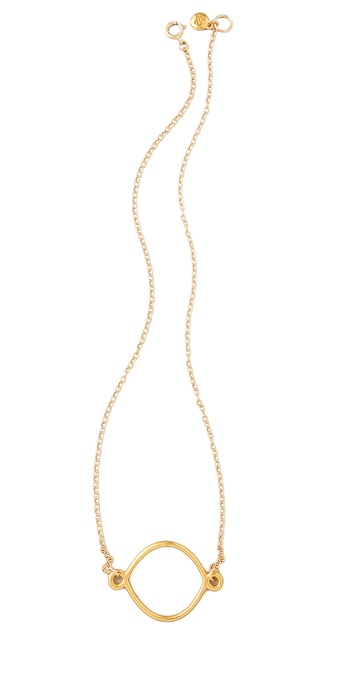 Gorjana Avery Simple Necklace