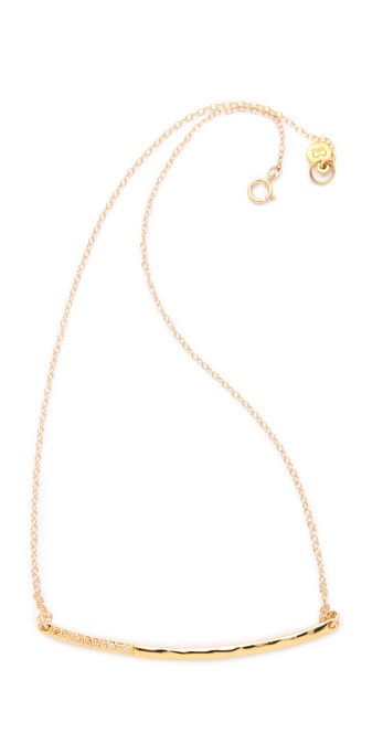 Gorjana Taner Shimmer Necklace