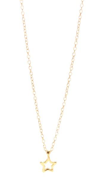 Gorjana Star Charm Necklace