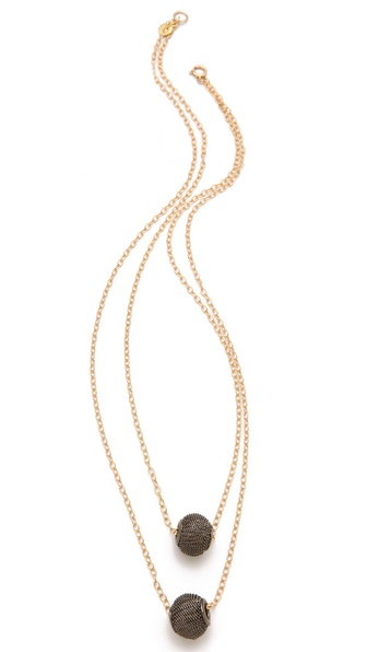 Gorjana Hadley Double Layer Necklace