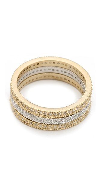 Gorjana Aubrey Mixed Ring Set