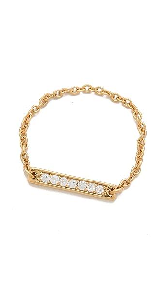 Gorjana Kennedy Chain Ring