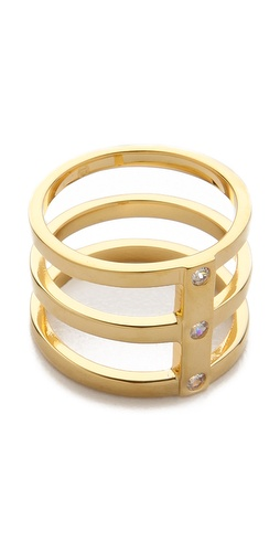 Shop Gorjana Lena Ring and Gorjana online - Accessories,Womens,Jewelry,Rings, online Store