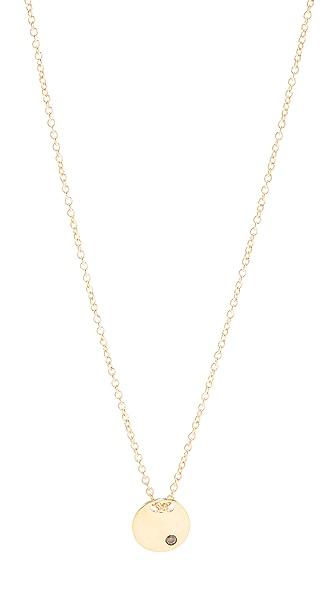 Gorjana Birthstone Crystal Necklace