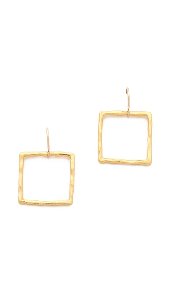 Gorjana Finley Drop Earrings