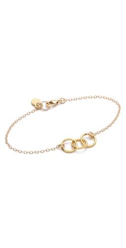 Gorjana Infinity II Charm Bracelet