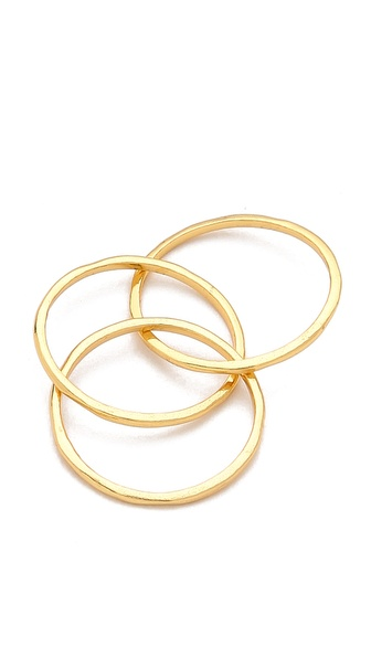 Gorjana Infinity II Ring