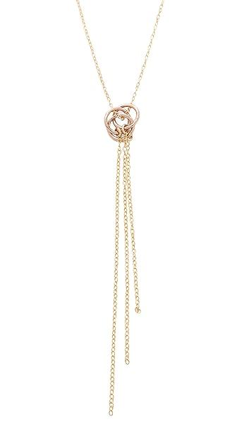 Gorjana Infinity II Tiered Necklace
