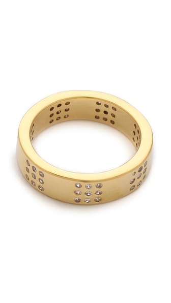 Gorjana Delaney Square Ring