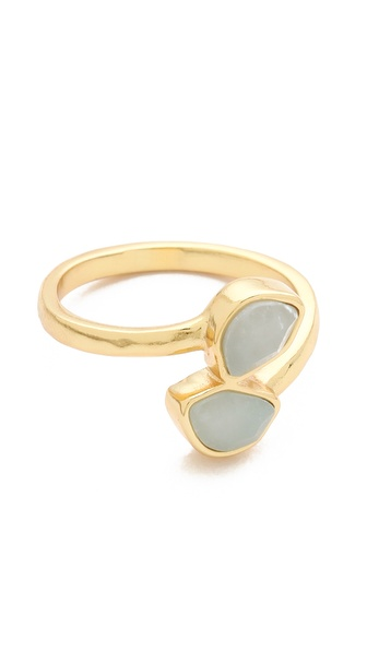 Ring | SHOPBOP :  amazonite shopbop shop style