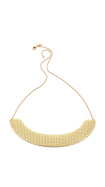 Gorjana Mia Plate Necklace
