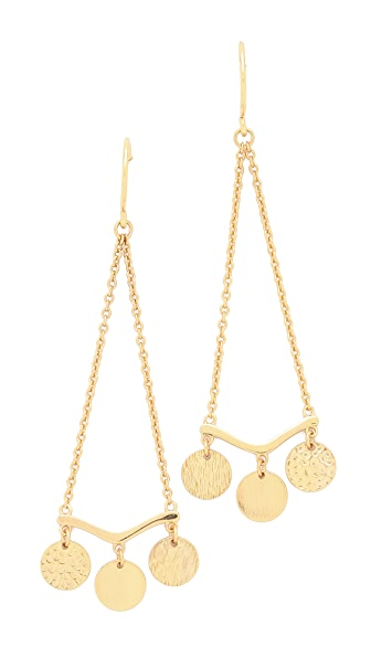 Gorjana Fatima Drop Earrings