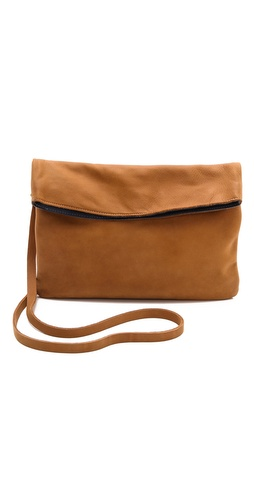 Gorjana Bleecker Sunset Fold Over Bag at Shopbop / East Dane