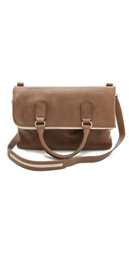 Gorjana Perry Large Fold Over Satchel at Shopbop / East Dane