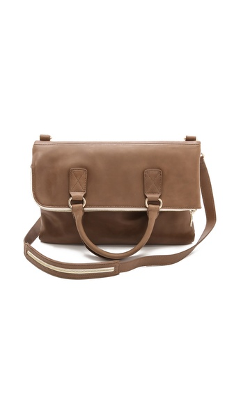 Gorjana Perry Large Fold Over Satchel