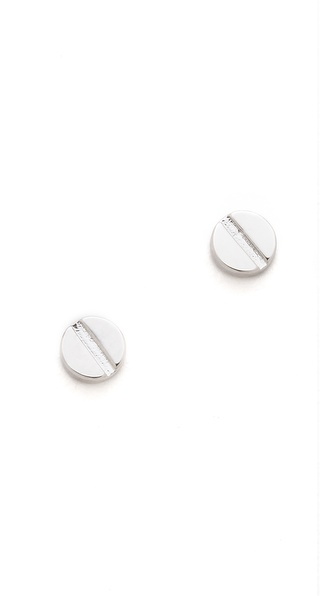 Gorjana Chaplin Stud Earrings
