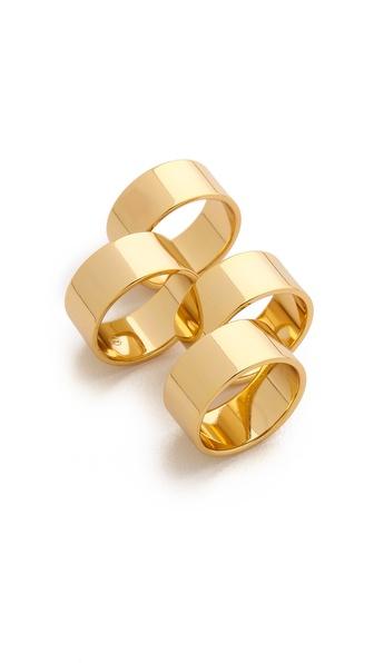Gorjana Camila Ring Set