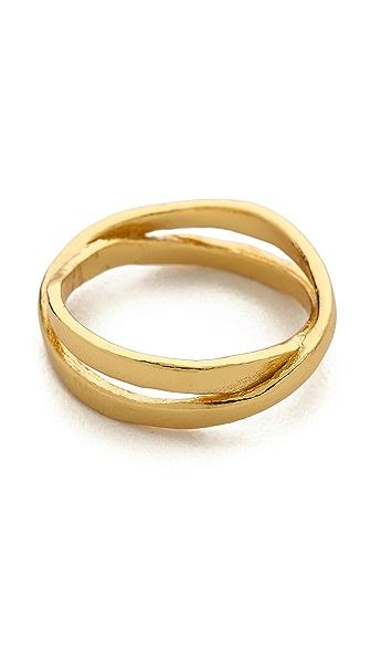Gorjana G Press Ring
