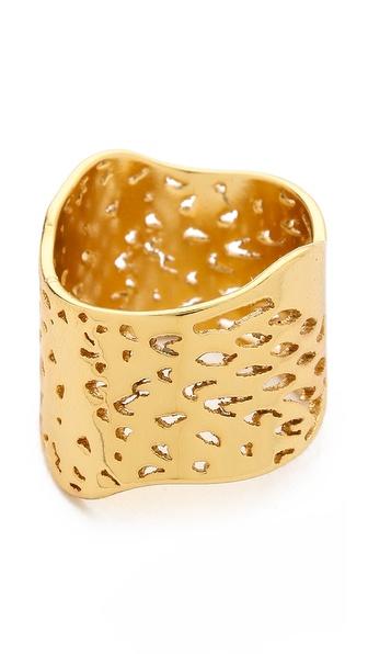 Gorjana Python Ring
