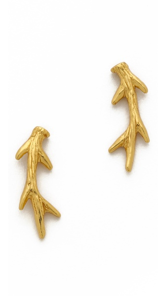 Gorjana Buckley Stud Earrings