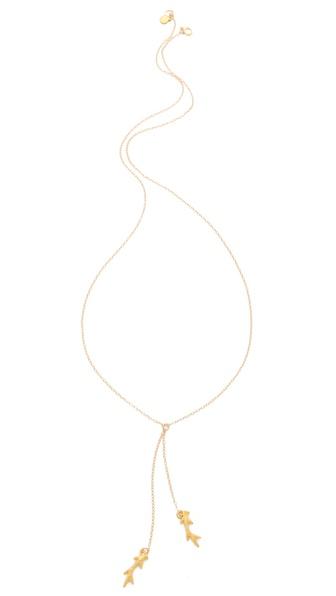 Gorjana Buckley Long Necklace