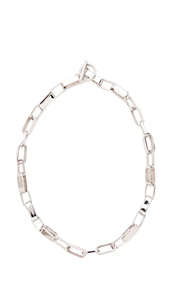 Gorjana Bristol Link Necklace