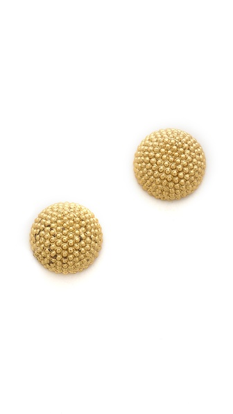 Gorjana Batik Stud Earrings