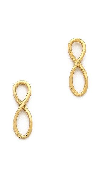 Gorjana Elea Stud Earrings