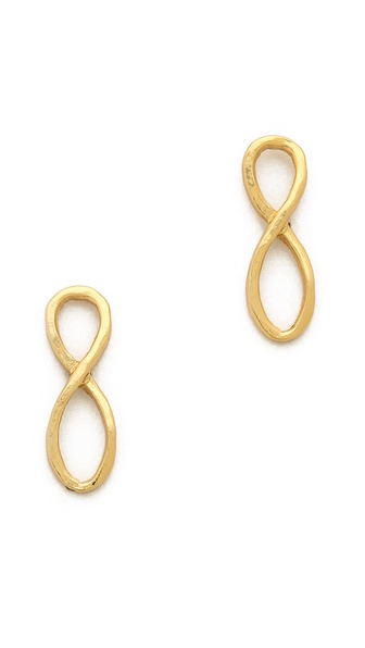 Gorjana Elea Stud Earrings