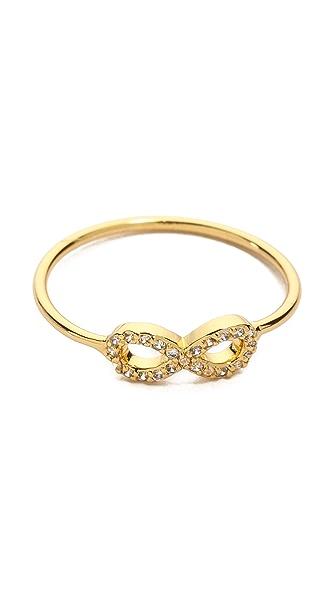 Gorjana Shimmer Infinity Ring