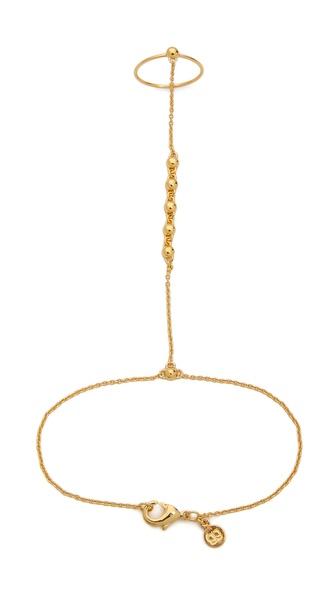 Gorjana Bali Ring to Wrist Bracelet