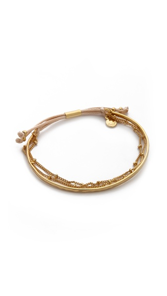 Gorjana Taner Loop Mixed Bracelet