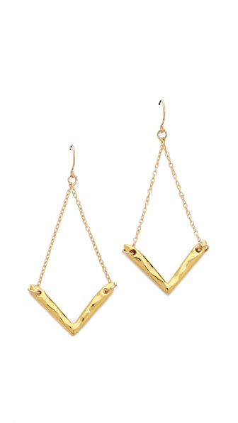 Gorjana Vista Drop Earrings