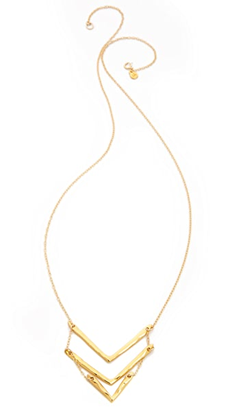 Gorjana Vista Tapered Necklace
