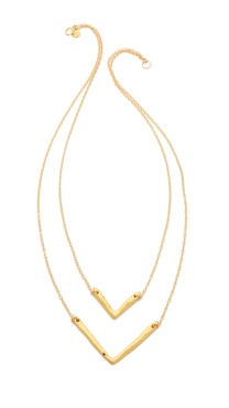 Gorjana Vista Layered Necklace
