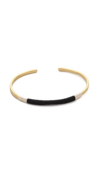 Gorjana Taner Wrapped Cuff Bracelet