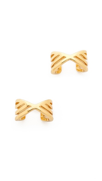 Gorjana Linear Ear Cuffs