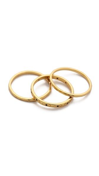 Gorjana Gia Ring Set