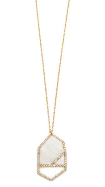 Gorjana Mimi Stone Necklace