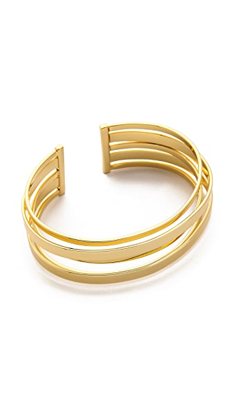 Gorjana Downtown Layered Cuff Bracelet