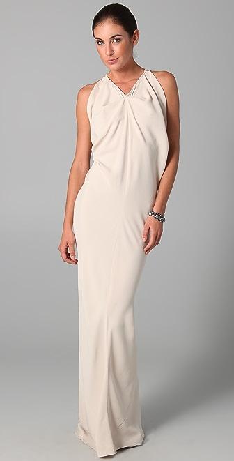Maria Grachvogel Egrit Long Dress