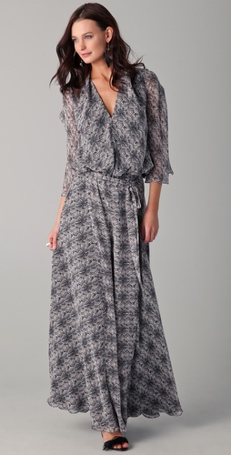 Maria Grachvogel Metropole Maxi Dress