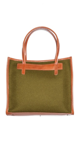 Graf & Lantz Small Cosmo Tote at Shopbop / East Dane