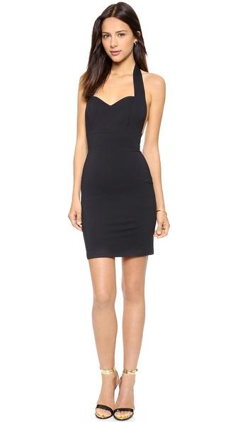 Shop Grace online and buy Grace Stretch Crepe Dress Black online