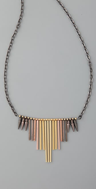 Gemma Redux Bombs & Bars Necklace