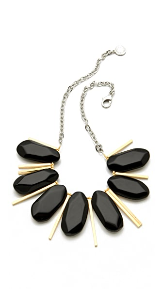 Gemma Redux Bib Necklace