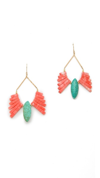 Gemma Redux Drop Earrings