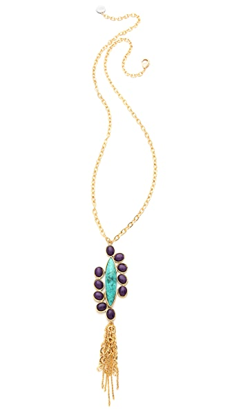 Gemma Redux Multi Stone Long Necklace