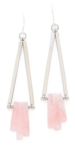 Gemma Redux Triangle Earrings